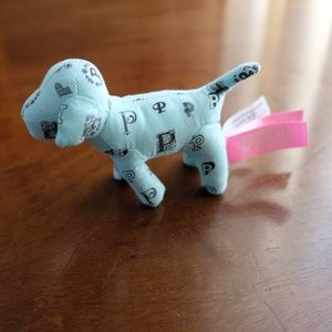 Mini Victoria's Secret PINK Dog - Light Green